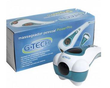 Massageador Pessoal Power Pro - G-tech  - Shopping Prosaúde