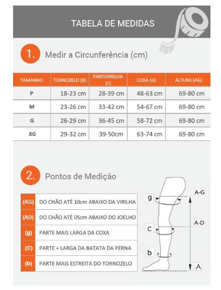 MEIA COXA 4000 ULTRALINE 20-30MMHG ABERTA (AGH) - VENOSAN