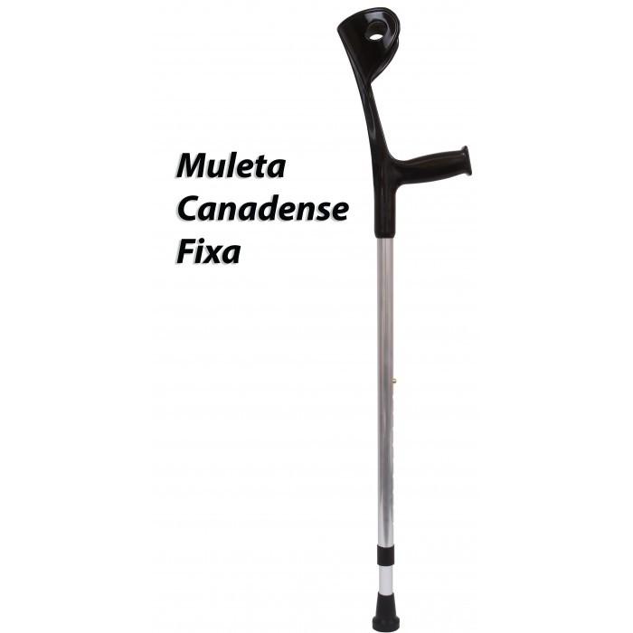 MULETA CANADENSE PRETA FIXA ATÉ 130KG - SEQUENCIAL