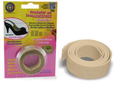 Protetor de Tiras Adesivas 80cm 1023X - Ortho Pauher  - Shopping Prosaúde