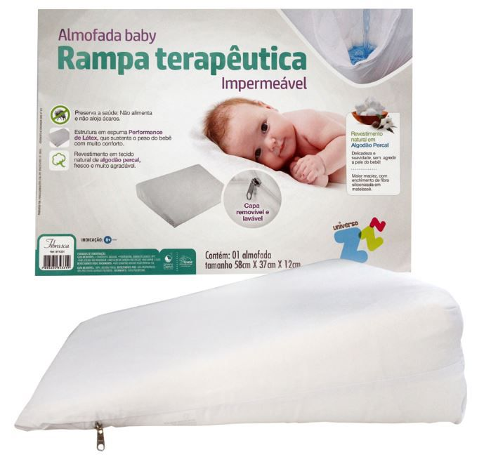 RAMPA TERAPÊUTICA IMPERMEÁVEL INFANTIL -  FIBRASCA  - Shopping Prosaúde