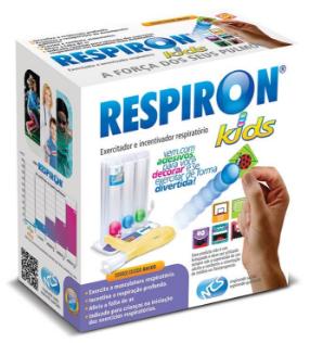 RESPIRON KIDS EXERCITADOR RESPIRATÓRIO - NCS