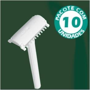 Tricotomizador Pacote com 10 Unidades - Kolplast