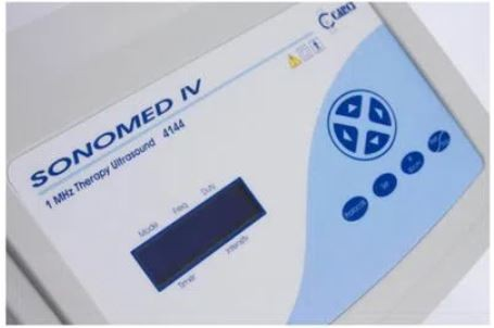 ULTRASOM DIGITAL 1 MHZ SONOMED IV  4144US - CARCI