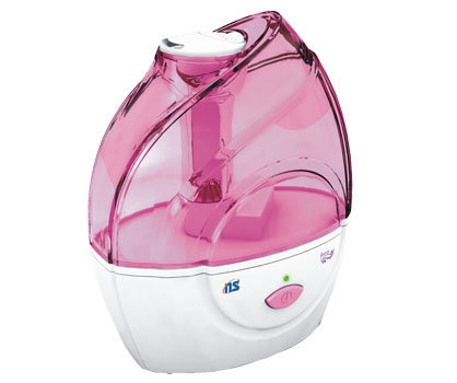Umidificador e Aromatizador de Ambientes  Humid Air Petit  Rosa - NS inaladores  - SP