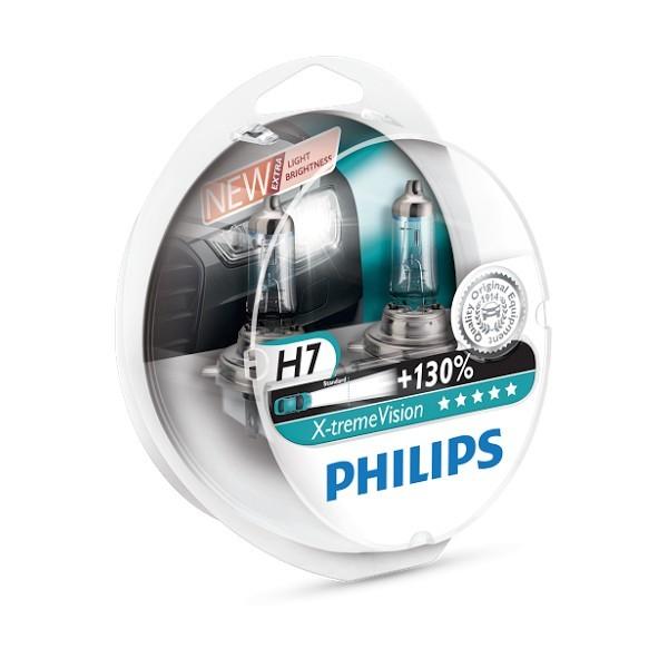 Lâmpada H7 55w Philips X-Treme Vision 130% - PAR