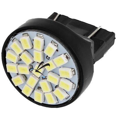 Lampada T20 7440 22 Leds Smd - 1 Contato
