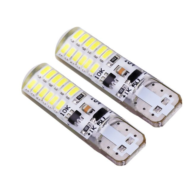 Par Pingo T10 24 Leds Normal / Strobe Light - 2 Funçoes