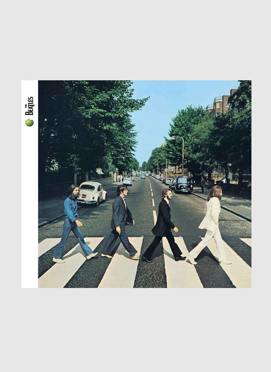 CD The Beatles Abbey Road