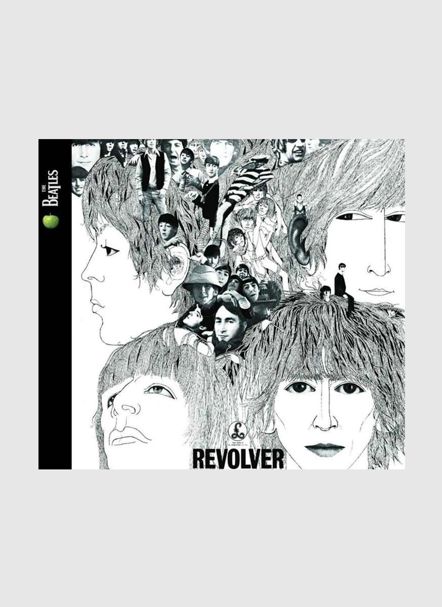CD The Beatles Revolver