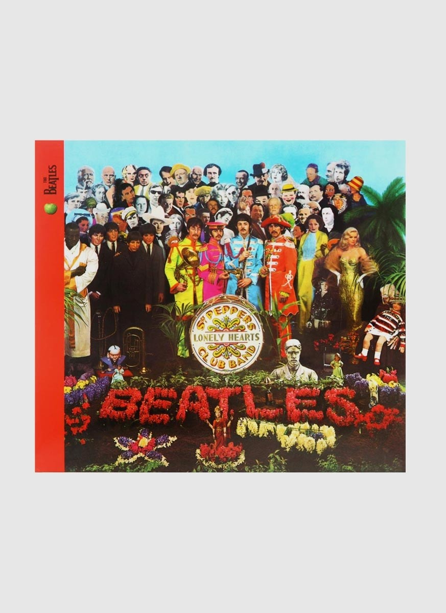 CD The Beatles Sgt. Pepper´s Lonely Hearts Club Band