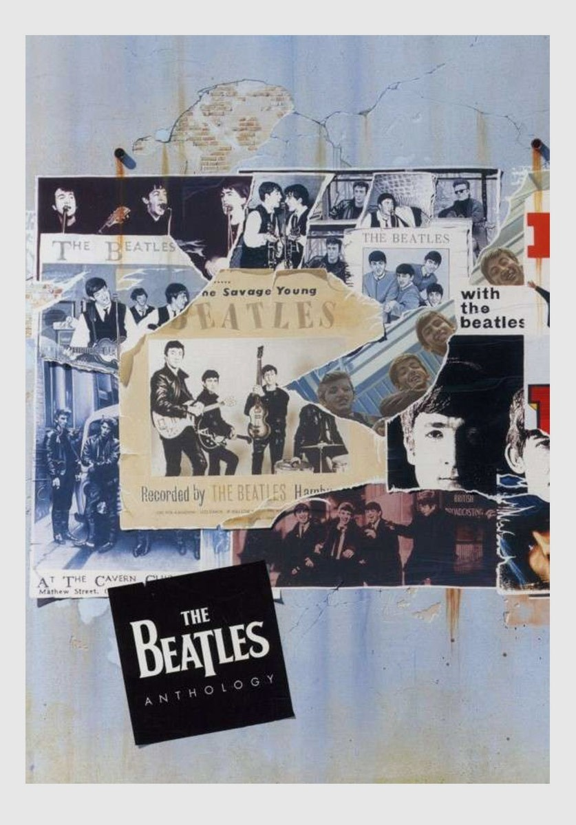 Produto IMPORTADO DVD Box The Beatles Anthology