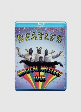 Blu-Ray The Beatles Magical Mystery Tour
