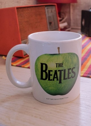 Caneca The Beatles Apple 2
