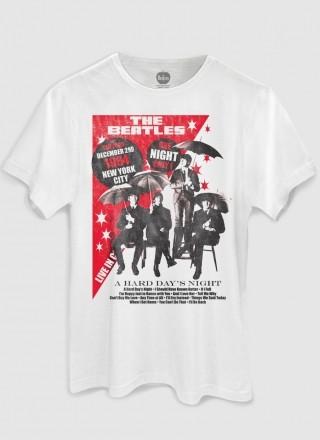 Camiseta Masculina The Beatles The Fab Four 1964