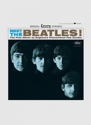 CD IMPORTADO Meet The Beatles