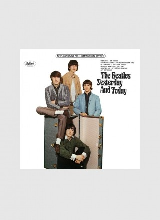 CD The Beatles Yesterday And Today (USA Version)
