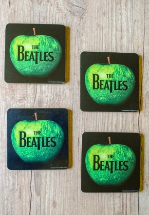 Porta Copo The Beatles Apple Records