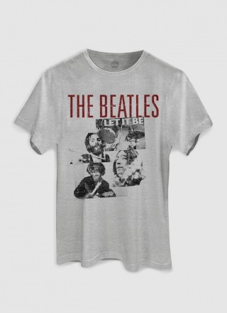 Camiseta Masculina The Beatles A Hard Day's Night