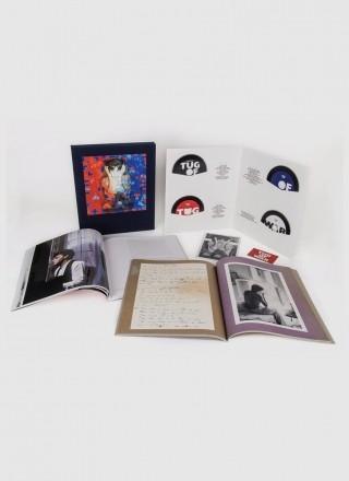 Box Deluxe IMPORTADO Paul McCartney Tug of War