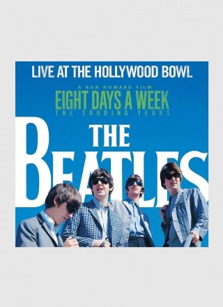 CD IMPORTADO The Beatles Live At The Hollywood Bowl