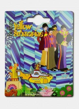 Pin The Beatles Yellow Submarine