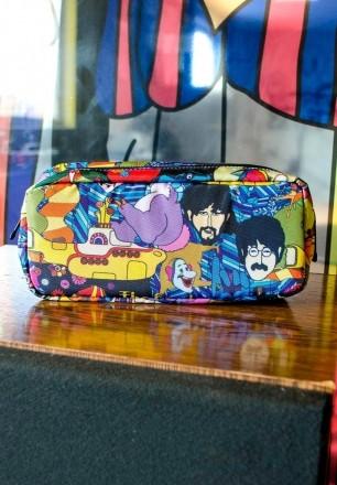 Estojo Duplo The Beatles Yellow Submarine