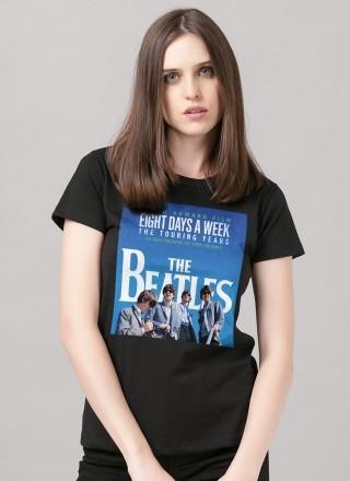 Camiseta Feminina The Beatles Eight Days a Week