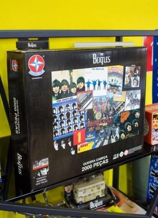 Quebra Cabeça The Beatles 2000 Peças