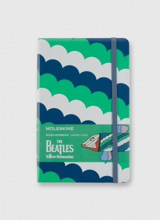 Moleskine The Beatles White Fish