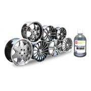 Tinta Cromada Super Cromo Reflectchrome 500ml + 250ml Candy