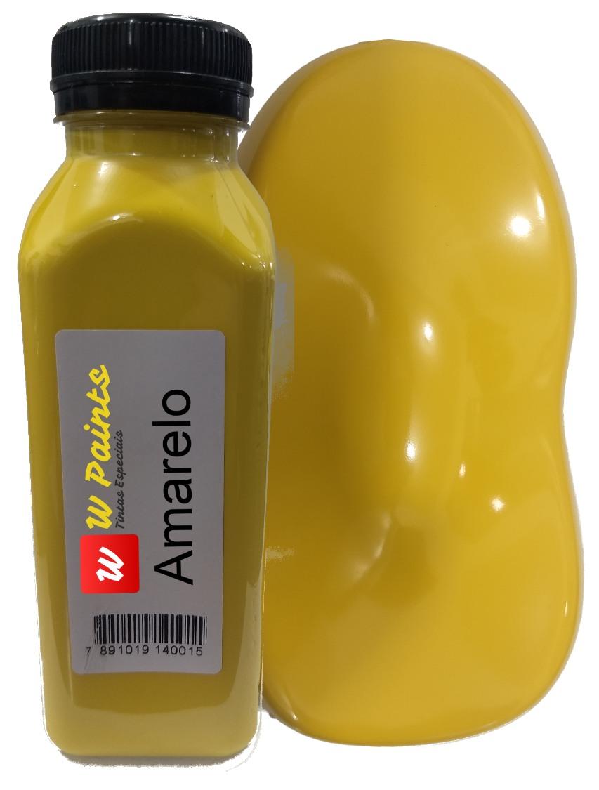 Base Poliéster - Amarelo  - Welckman Tintas