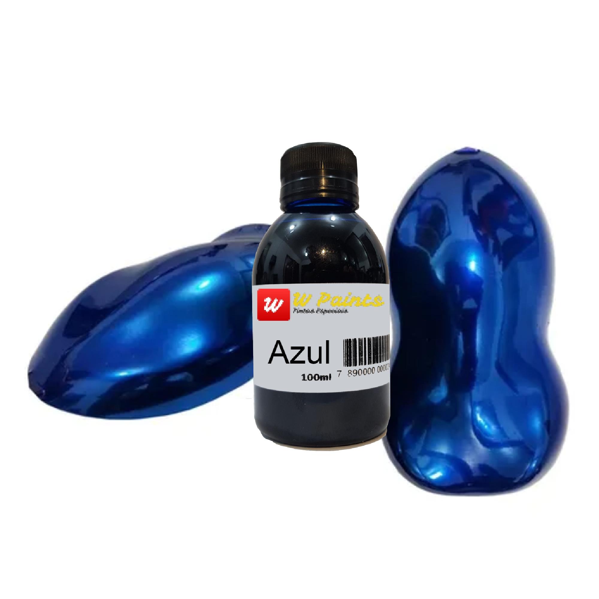 Candy Alta Coloração Azul  - Welckman Tintas