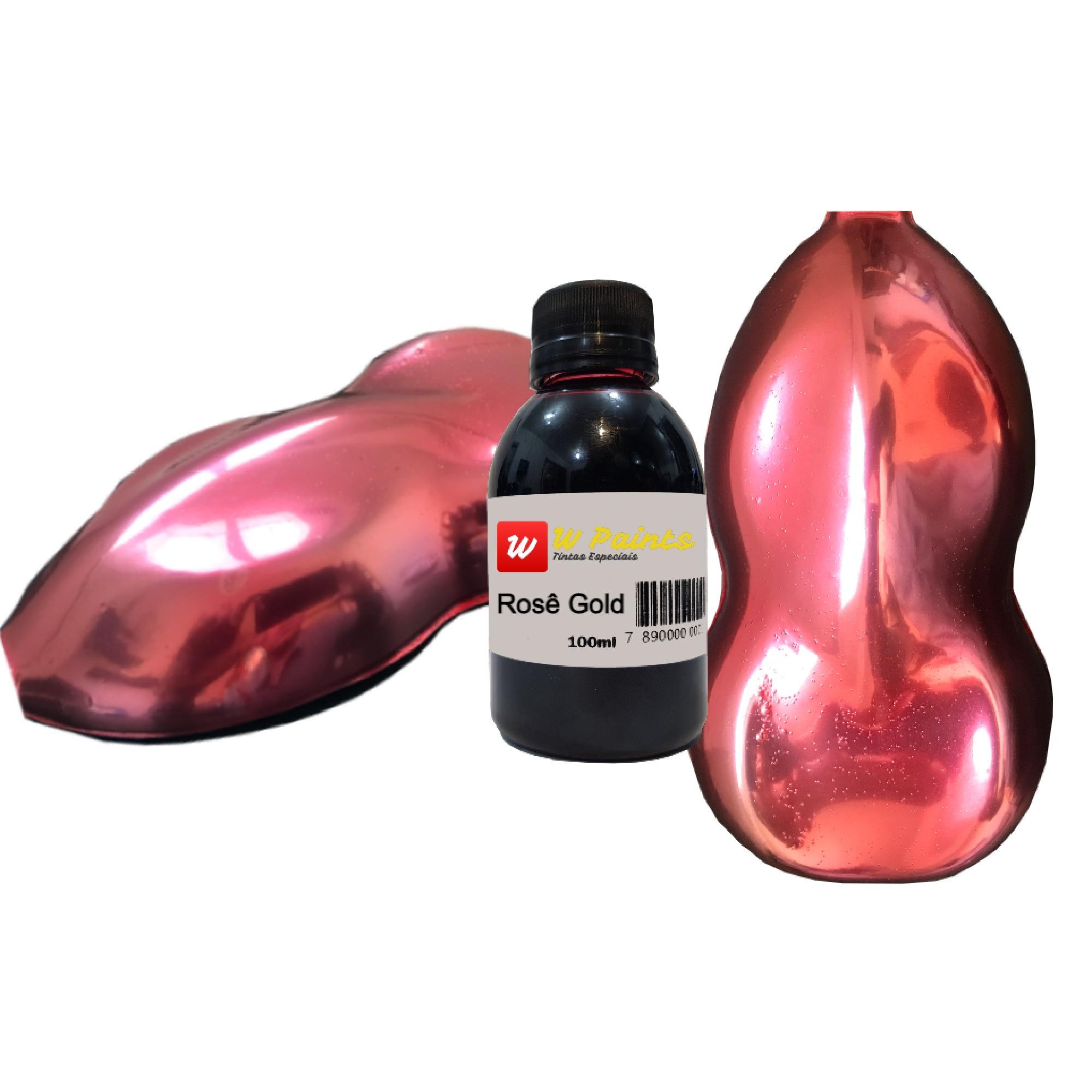 Candy Alta Coloração Rosê Gold  - Welckman Tintas