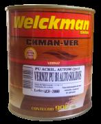 Verniz Pu Bi Componente Com Proteção UV   - Welckman Tintas