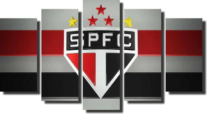 Quadro Decorativo do São Paulo