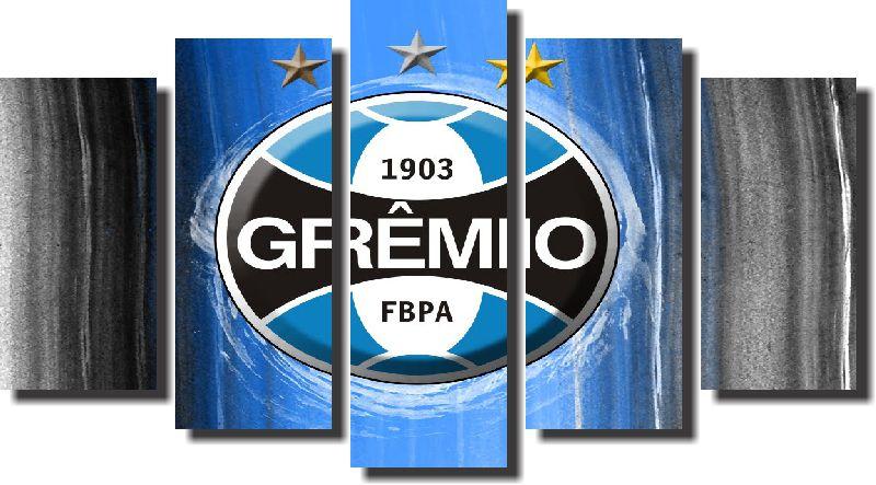 Quadro Decorativo do Grêmio Varias Peças