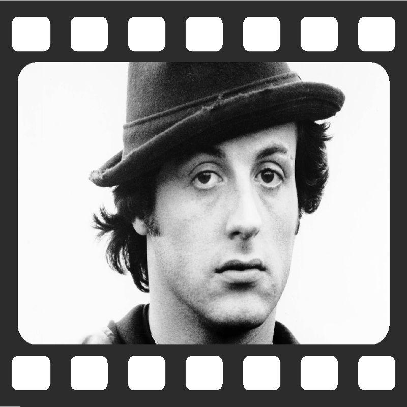 Quadro Decorativo de Cinema Sylvester Stallone