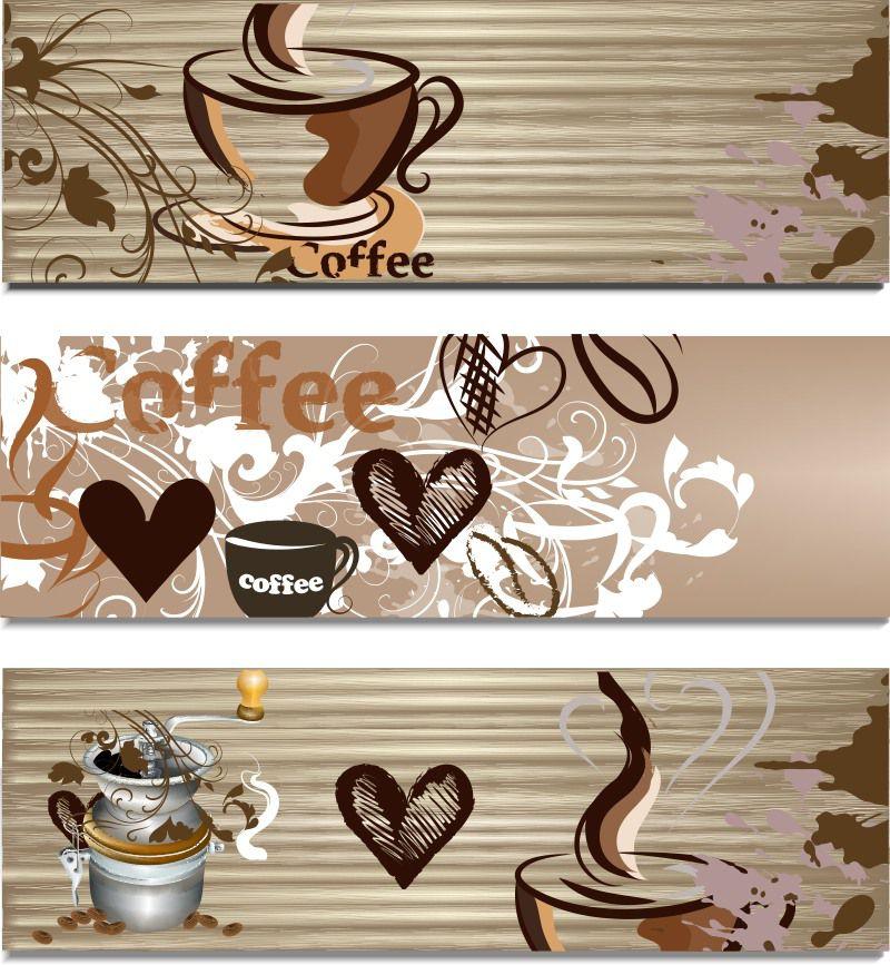 Quadro Decorativo de Café M3
