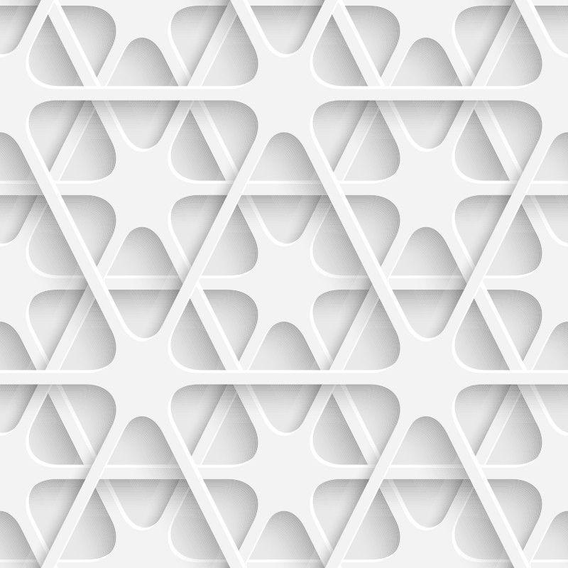 Papel Parede 3D Geométrico Rede Autocolante