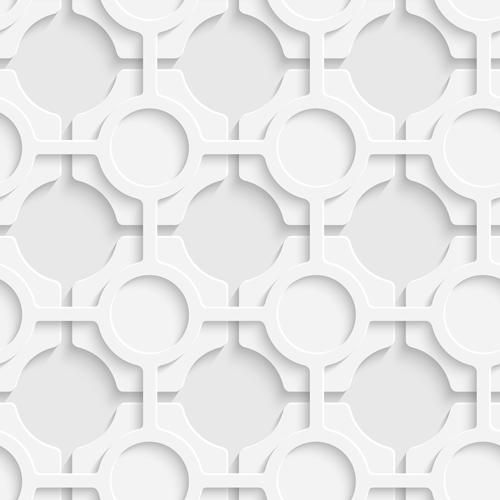 Papel Parede Conexão 3D Geométrico  Autocolante