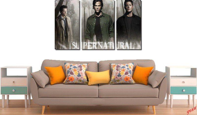 Quadro Decorativo Serie SuperNatural Para Sala e Quarto
