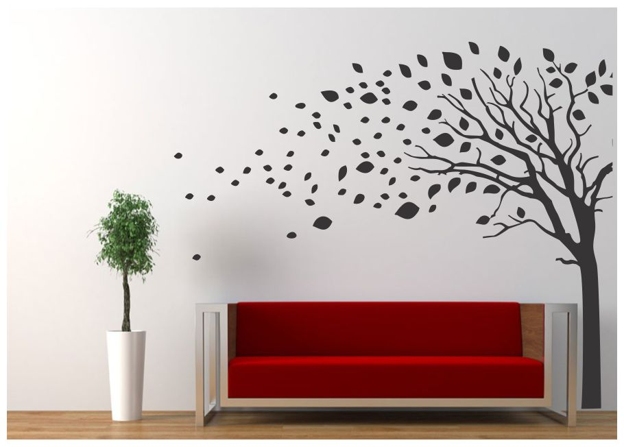 Adesivos Decorativos Galho Árvore