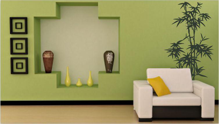 Adesivos Decorativos Bambú