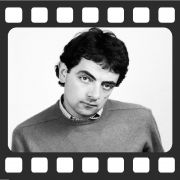 Quadro Decorativo de Cinema Mr Bean