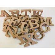 Letras em Mdf 18mm Alfabeto para decoração