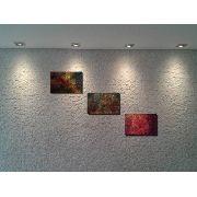 Quadro Decorativo Abstrato 3 peças
