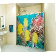 Adesivos Box Banheiro Vários Modelos178x50 E 178x60