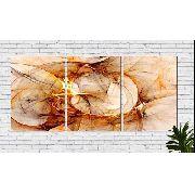 Quadro Decorativo Abstrato Colorido 120x70cm Vários Modelos