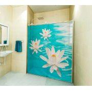 Adesivos Animais Flores Abstratos Paisagem Banheiro